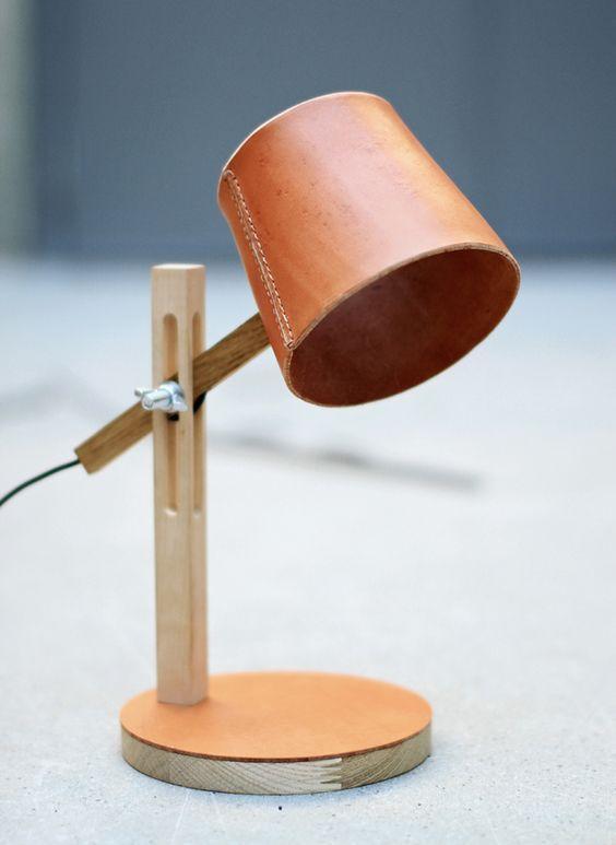 Luminária de criado mudo