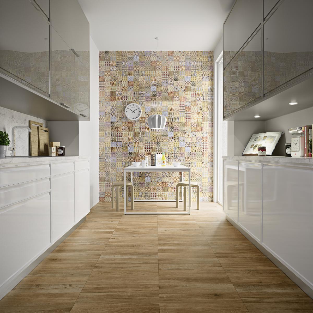 Pisos que imitam madeira 60 fotos e ideias for Fotos de recibidores de pisos