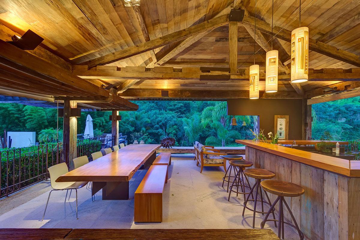 60 Casas R Sticas Fachadas Inspira Es E Fotos Lindas
