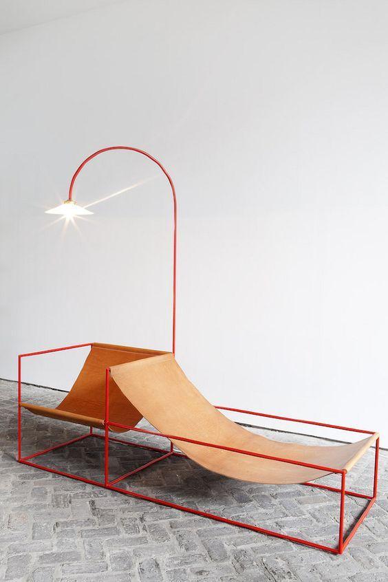 Mobiliário criativo e original!