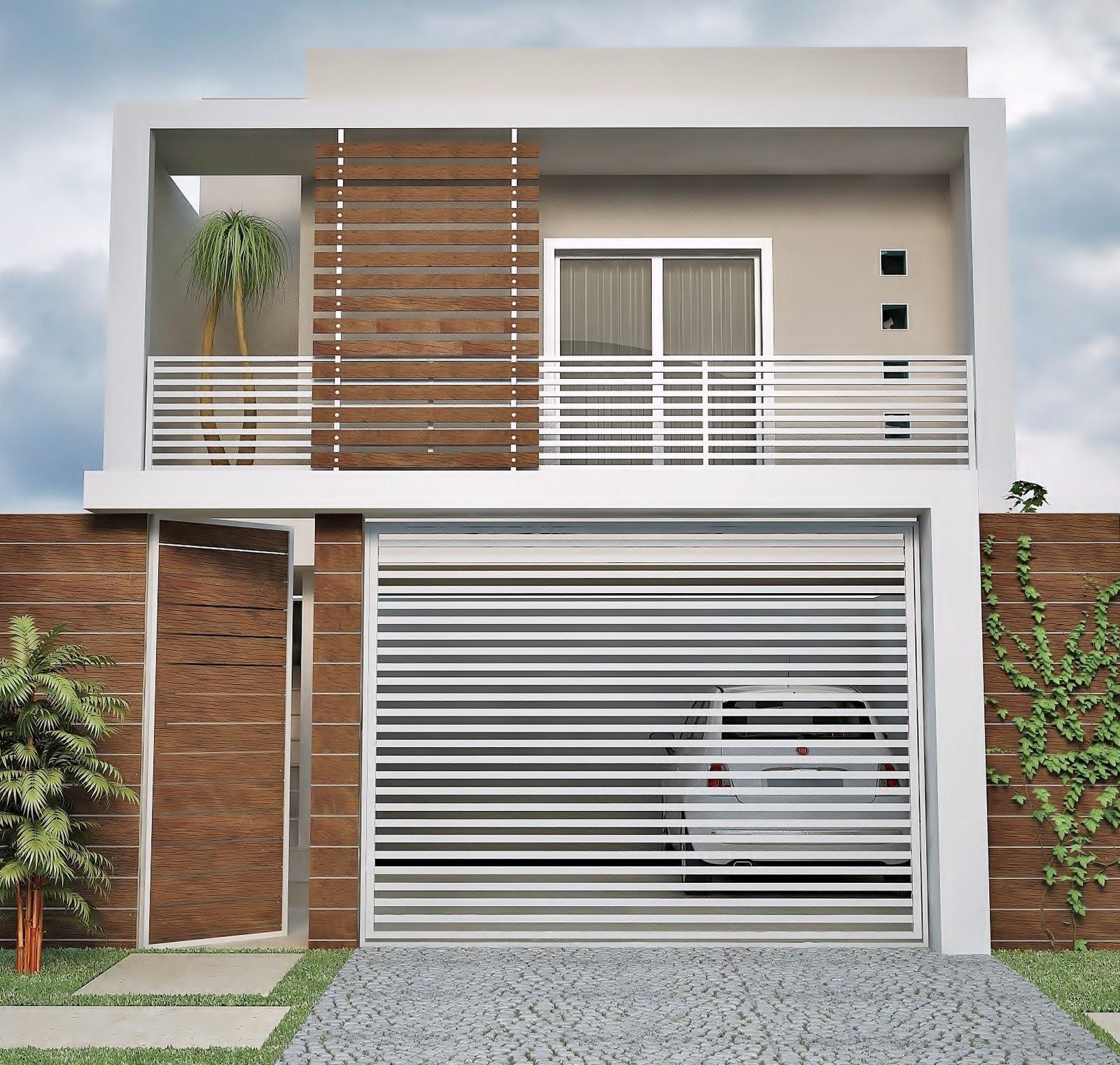 Ideal para casas estreitas