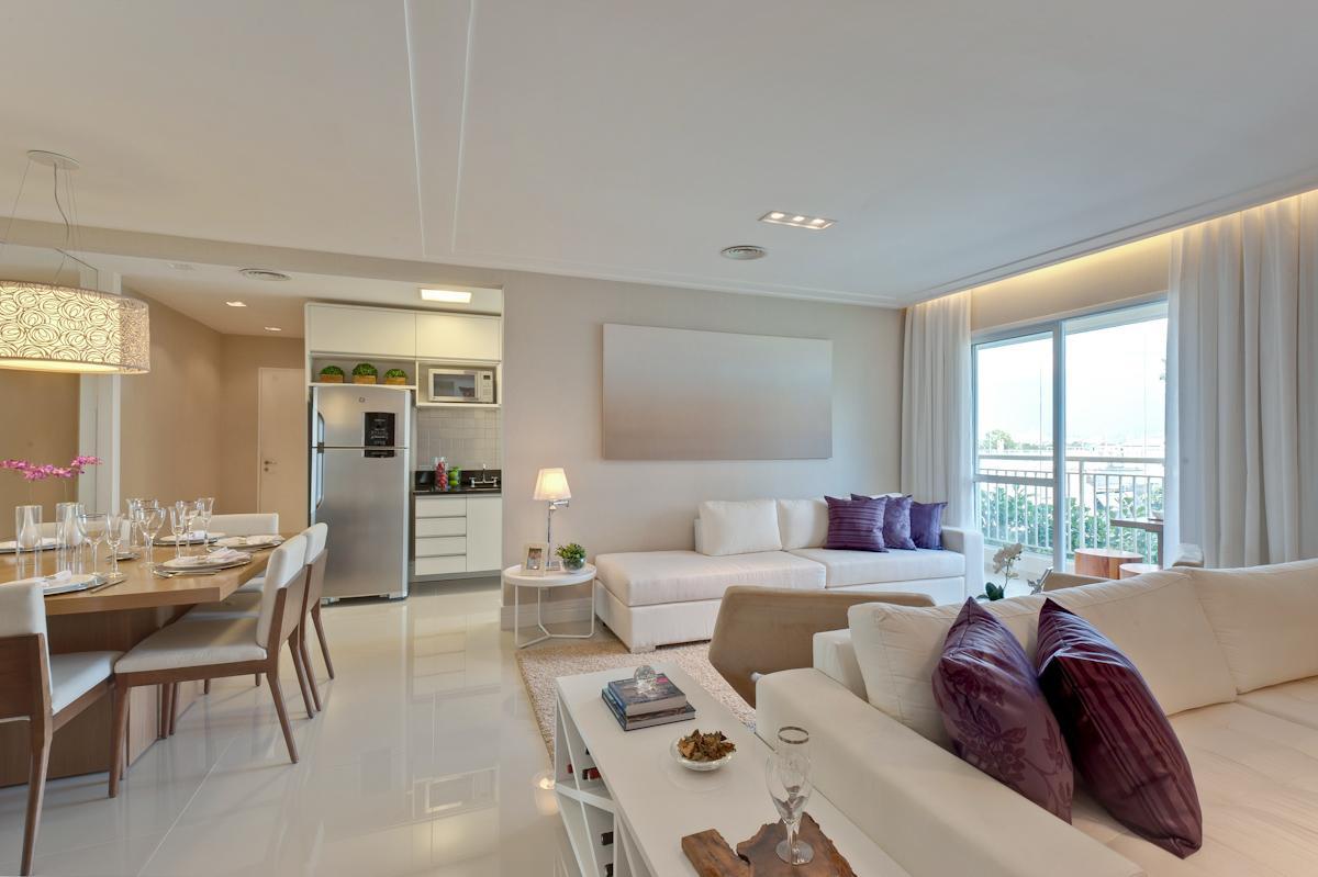 Tipos de porcelanato 60 modelos fotos ideias for Pisos para apartamentos pequenos