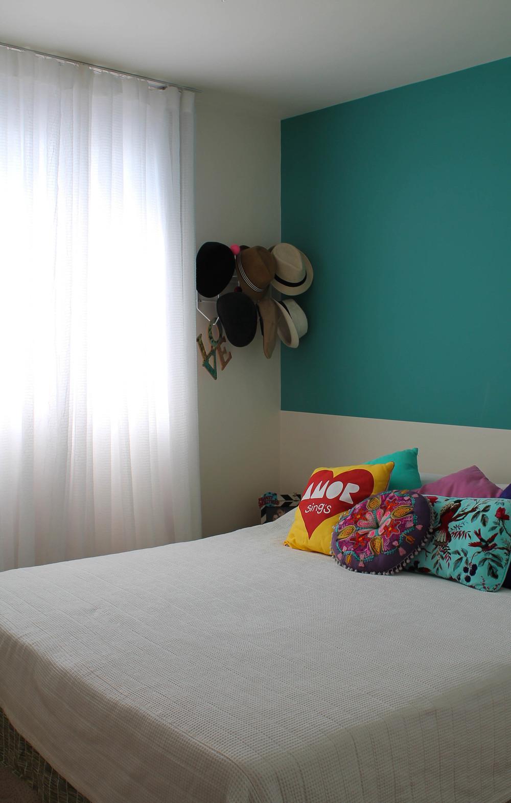 61 quartos azul turquesa tiffany fotos lindas - Azul turquesa pared ...