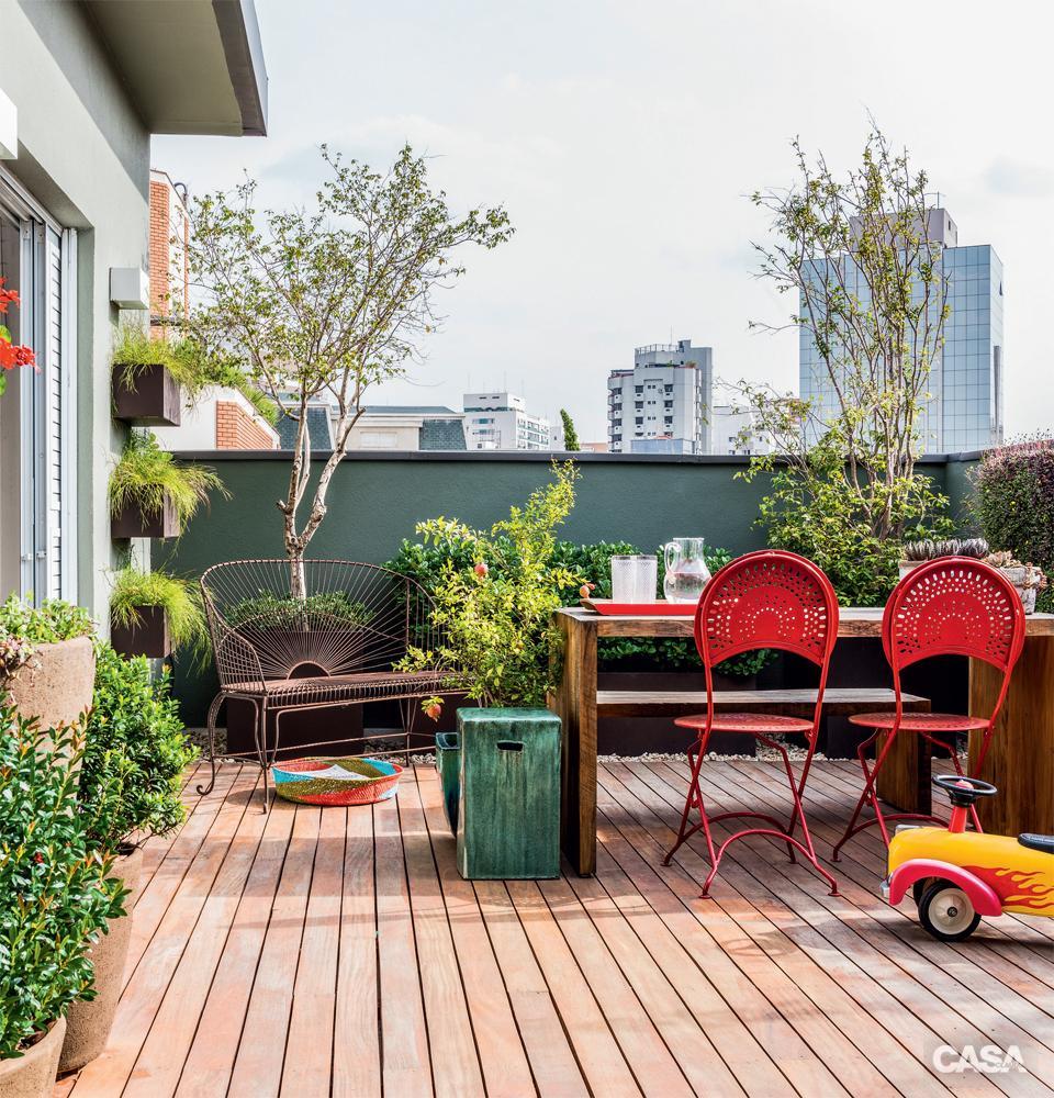 decoracao de apartamentos de cobertura 60 fotos : Decora??o de Apartamentos de Cobertura: 60+ Fotos