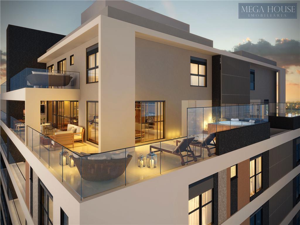 Decora o de apartamentos de cobertura 60 fotos for Modelos de apartamentos pequenos modernos