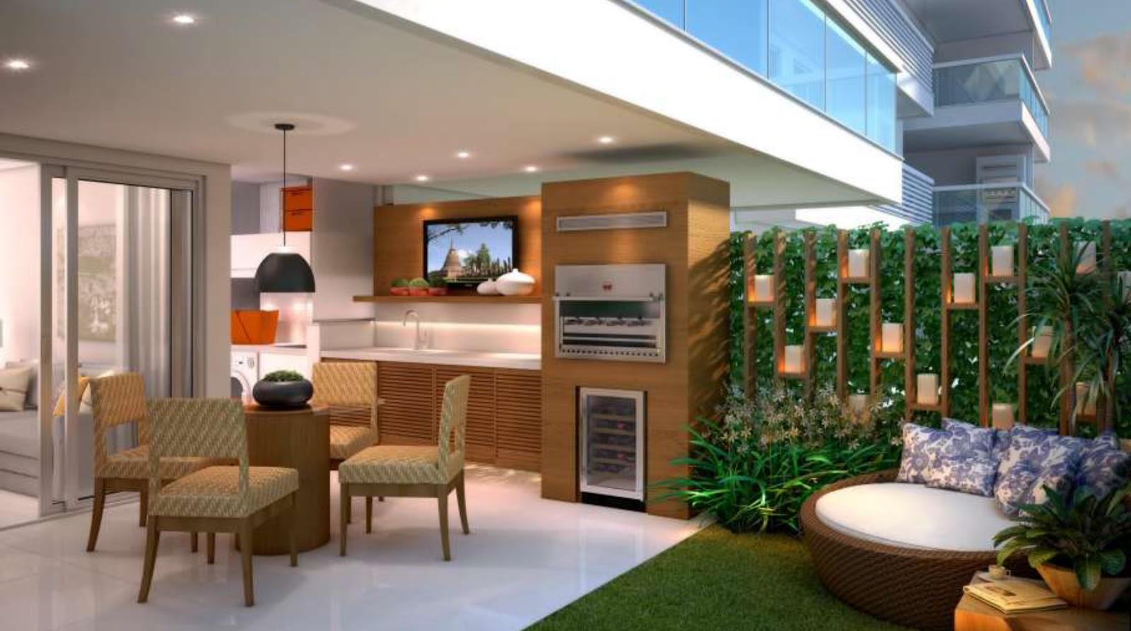 Decora o de apartamentos de cobertura 60 fotos for Apartamentos modernos 2016
