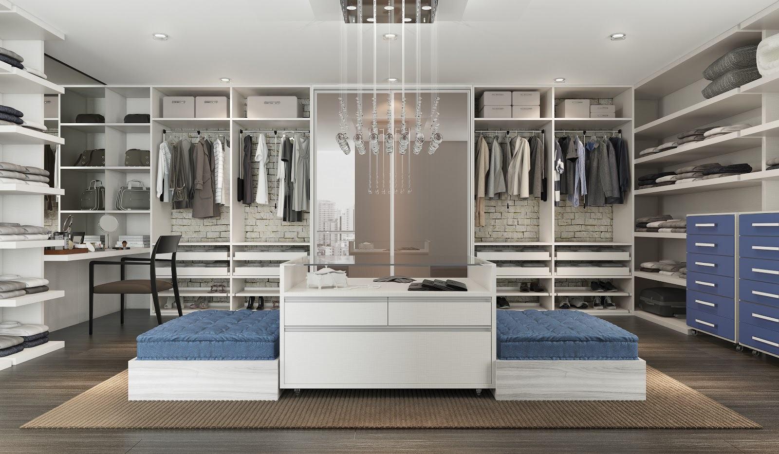 Closet para casal