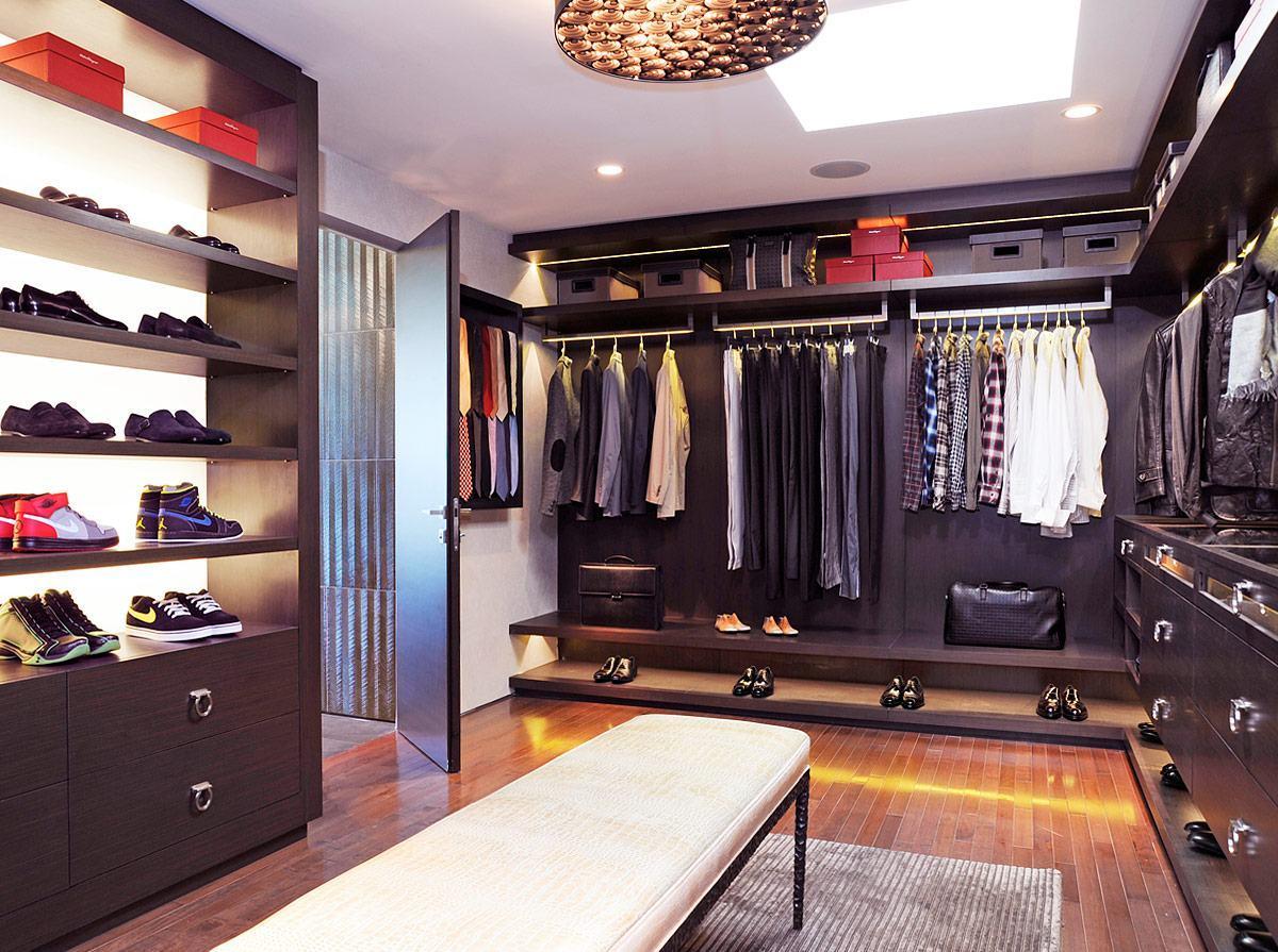 Sofisticado e organizado!