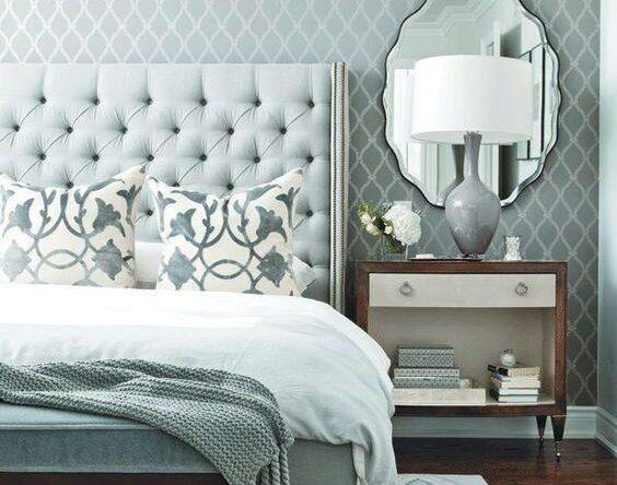 60+ Cabeceiras de cama estofadas – Modelos & fotos