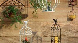 Enfeites para Jardins: 53+ Inspirações com Fotos