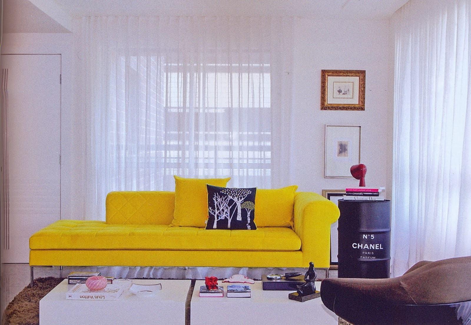 60 Sof S Pequenos Para Salas De Estar Fotos Lindas -> Estofados De Canto Confortavel Para Sala Pequena