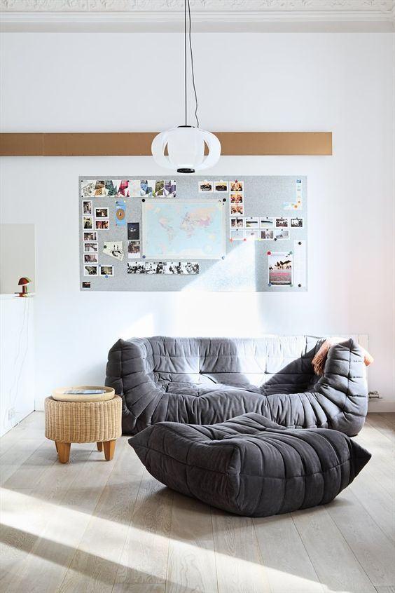 78 sof s pequenos para salas de estar fotos lindas - Sofas pequenos medidas ...
