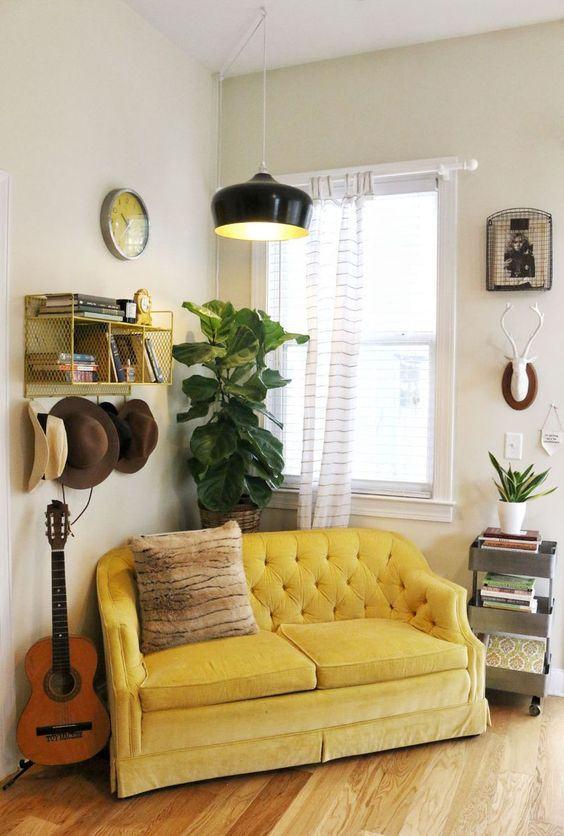 60 Sof 225 S Pequenos Para Salas De Estar Fotos Lindas