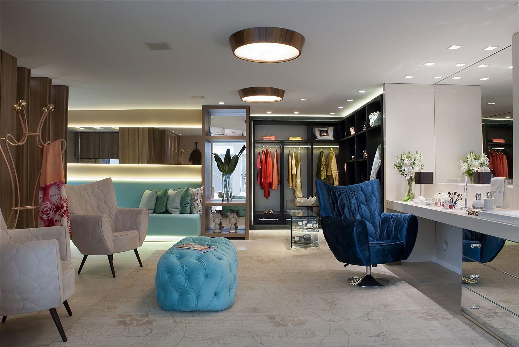 60  Closets com Banheiros Integrados – Fotos Lindas! #274764 1680 1125
