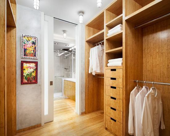 Preferência 60+ Closets com Banheiros Integrados - Fotos Lindas! FX89