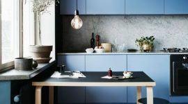 Cozinha Azul: 60+ Inspirações de Decoração com a Cor!