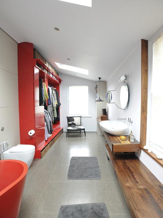 60+ Closets com Banheiros Integrados – Fotos Lindas!