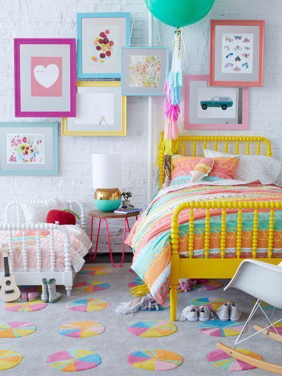 Se apaixone pelo quarto de sua filha