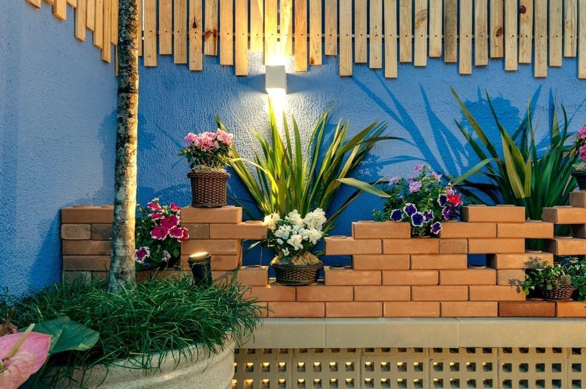 Jardim Vertical: 60  Modelos Dicas & Fotos! #0F4771 1200x798 Banheiro Com Jardim Vertical