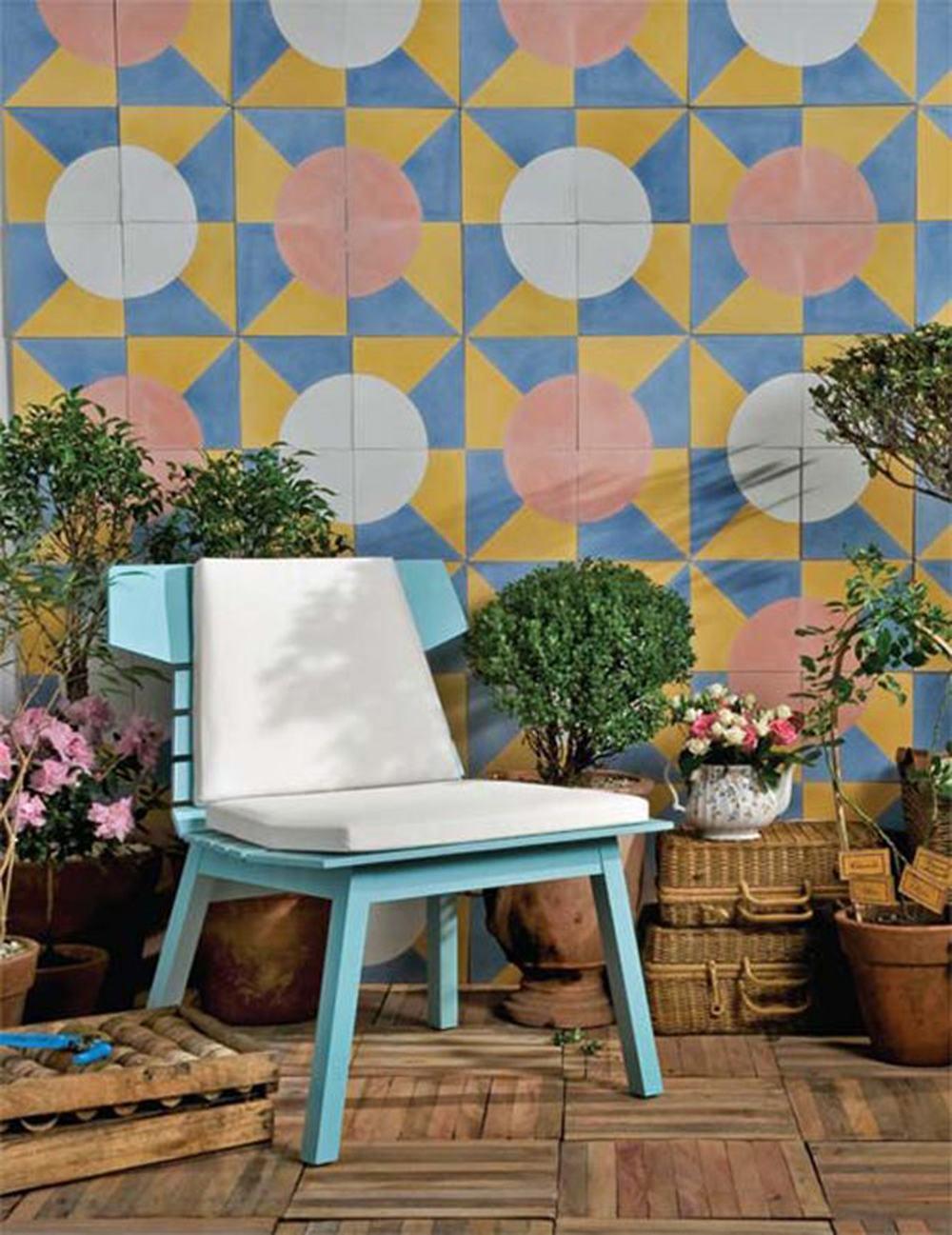 Muros Decorados: 60+ Projetos, Fotos & Ideias!