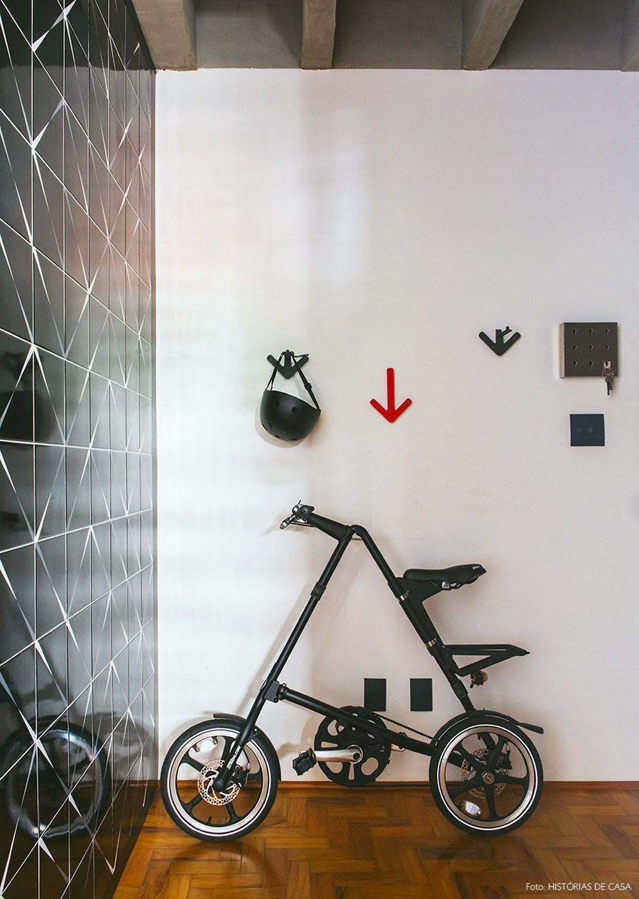 Que tal um lugar para deixar sua bike?