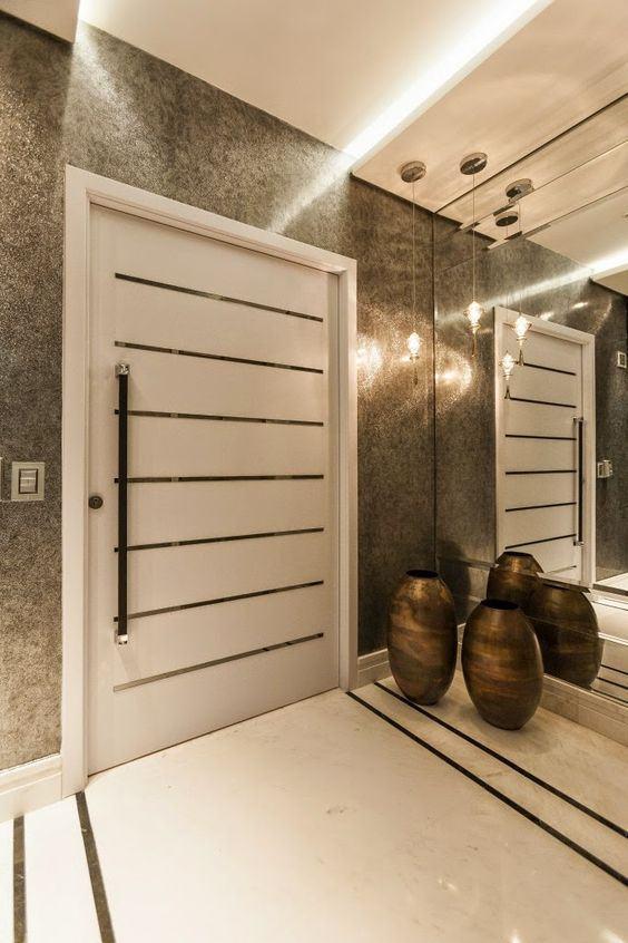 Decore seu hall do elevador de forma moderna e elegante!