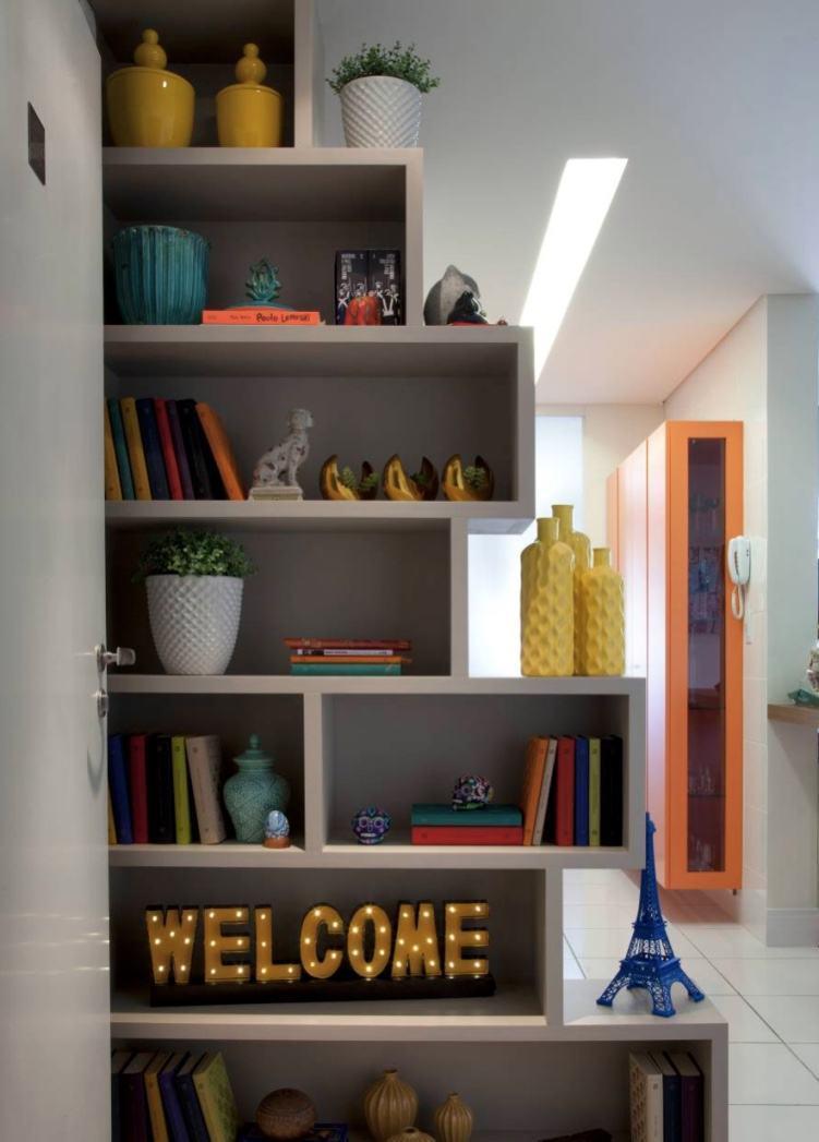 Um bem-vindo colorido e charmoso!