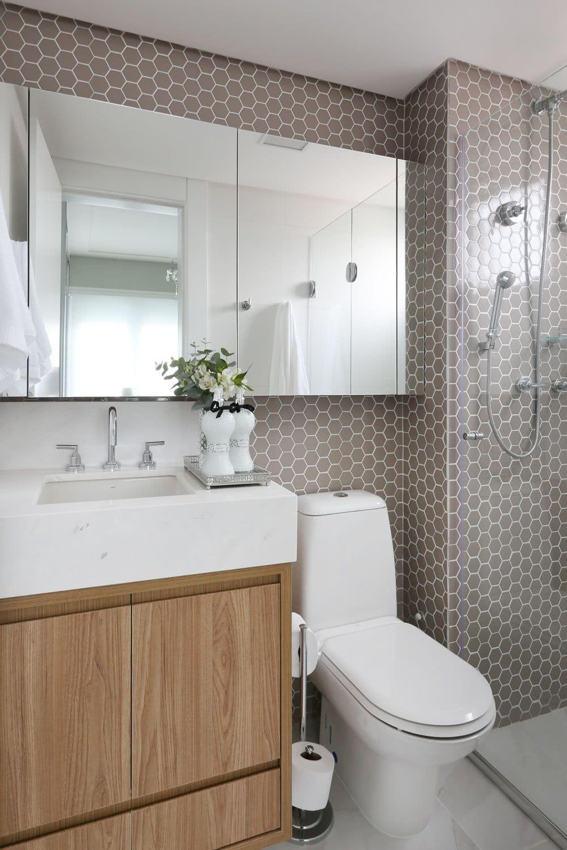 Top 100 Banheiros Simples e Pequenos Inspiradores - Fotos TU68