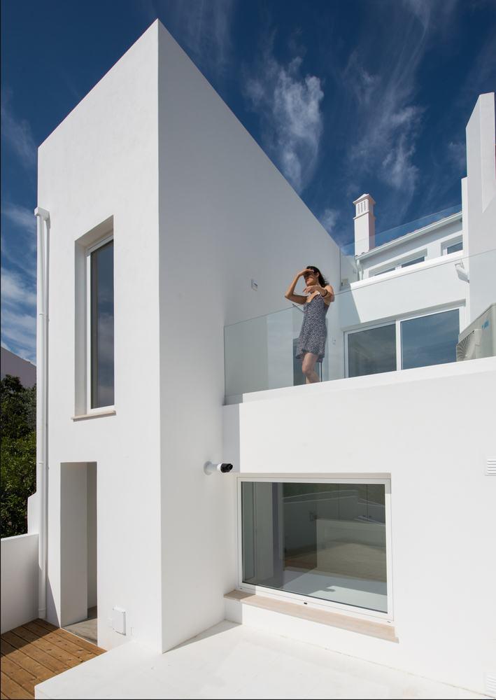 60 fachadas de casas minimalistas modelos fotos for Fachadas de casas minimalistas 2016