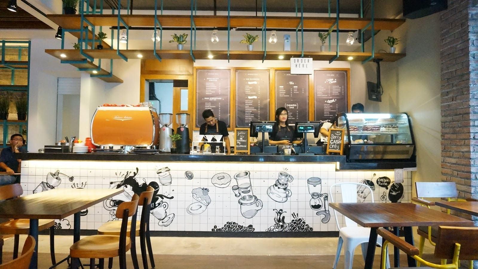 Cafe Bar Restaurant M