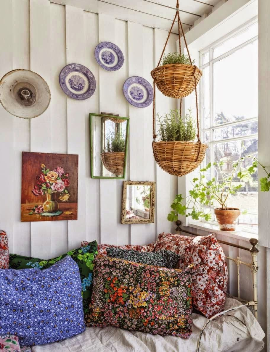 Estilo boho na decora o 60 fotos refer ncias for Cuartos hippies