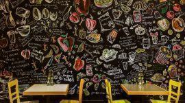 Decoração para Restaurantes, Bares & Cafés: 63+ Fotos!