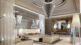 Quartos de Luxo: 60+ Inspirações & Fotos Incríveis