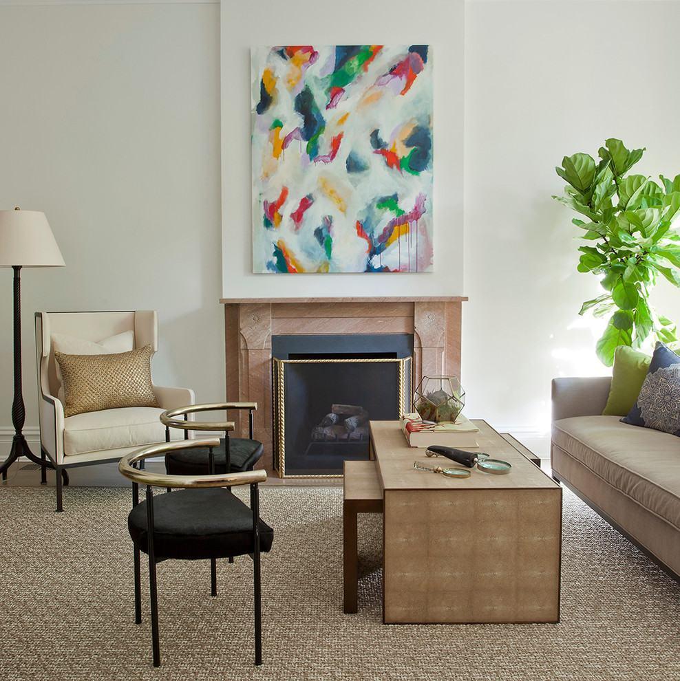 Quadros e telas para sala de estar id ias - Sala de estar ...