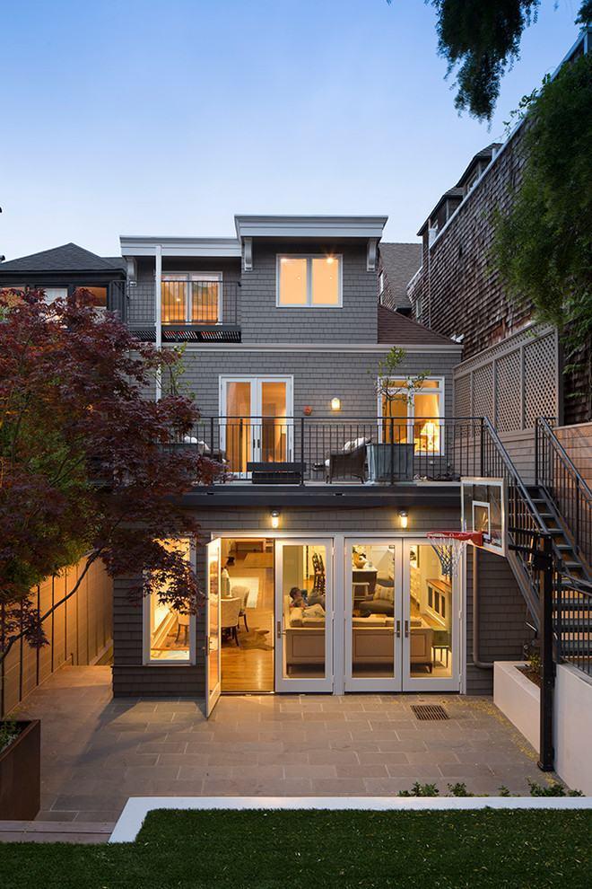 Casas Com Varanda on Big Modern Houses Design Home