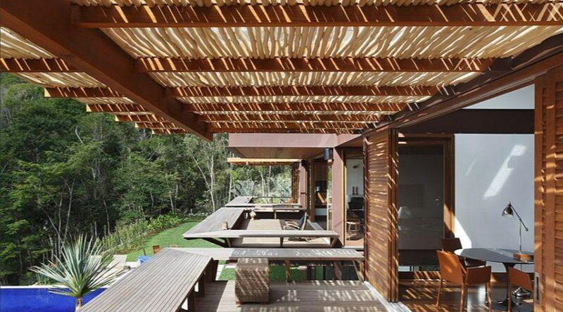 Pergolado de Bambu: 60+ Modelos, Fotos e Como Fazer!