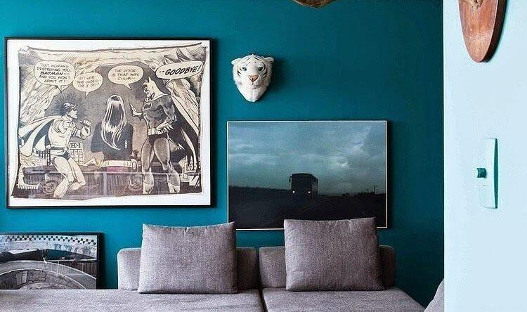 Parede Azul: 67+ Fotos, Tons e Referências Incríveis!