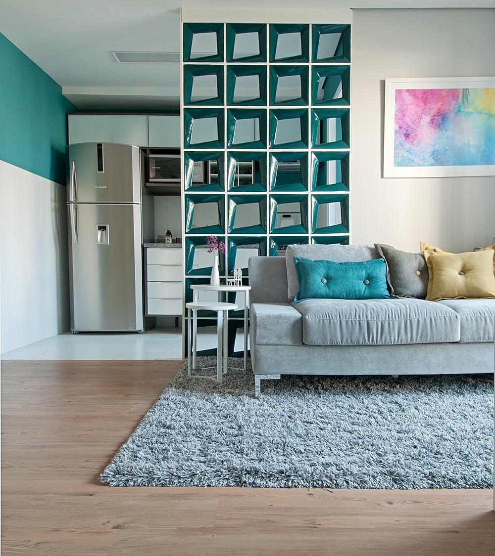 Parede azul 67 fotos tons e refer ncias incr veis - Azul turquesa pared ...