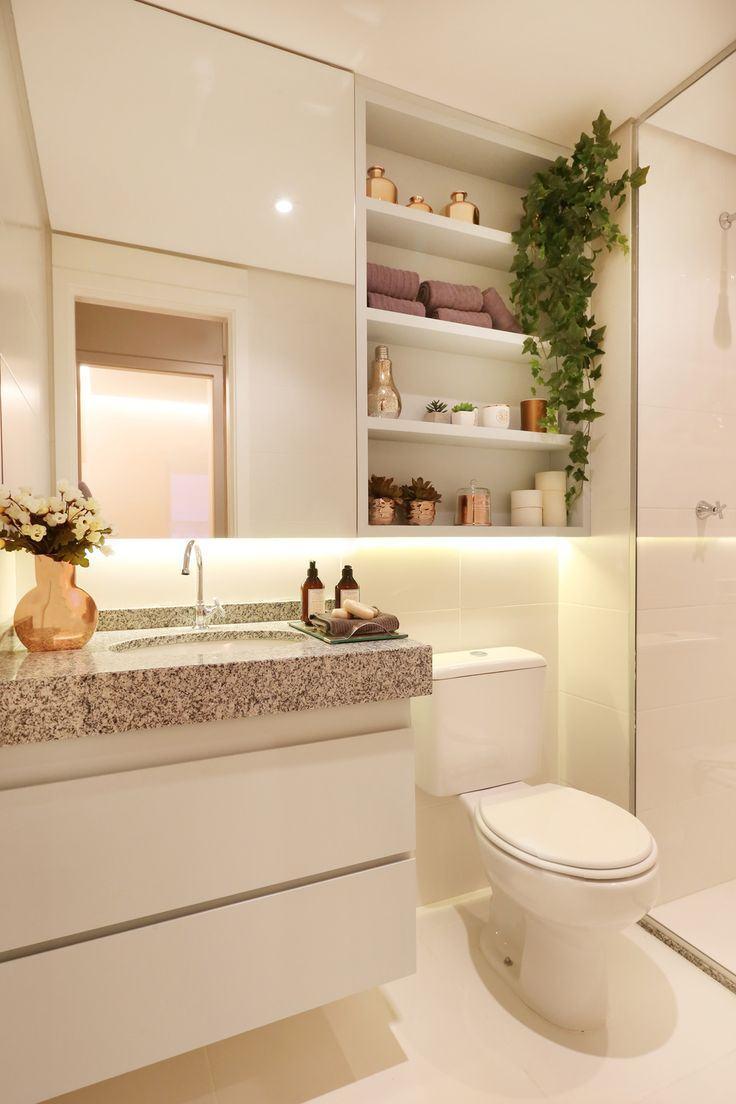Banheiros Planejados: 60+ Modelos e Fotos Incríveis!