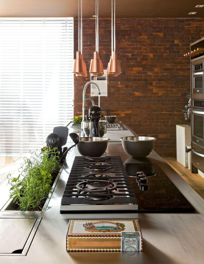Revestimentos Para Cozinhas 90 Modelos Projetos E Fotos