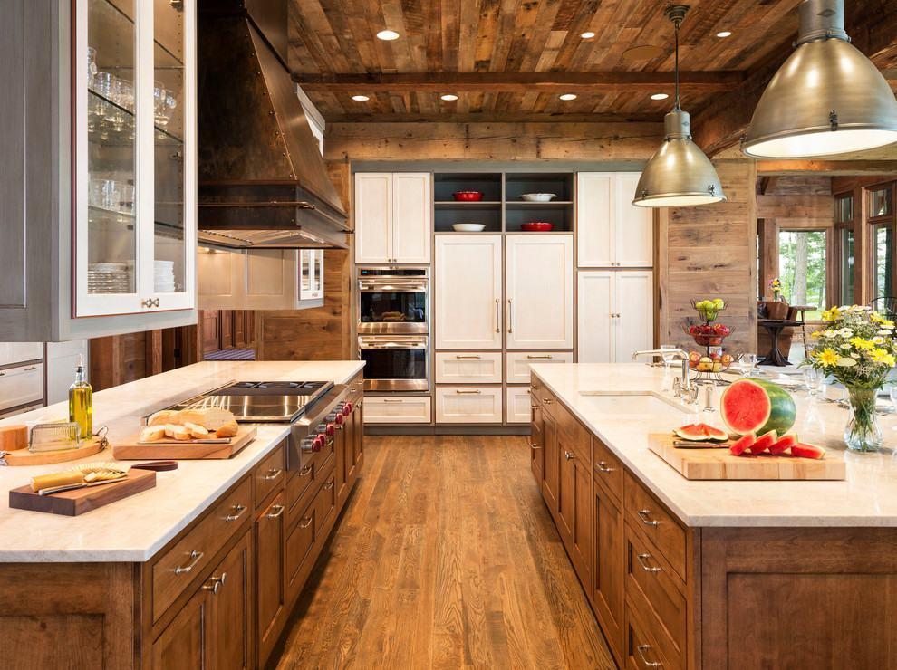 Cozinha r stica 70 fotos e modelos de decora o for Modelos de casas rusticas