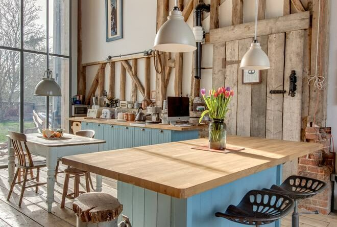 Cozinha rústica: 70 fotos e modelos de decoração para conferir