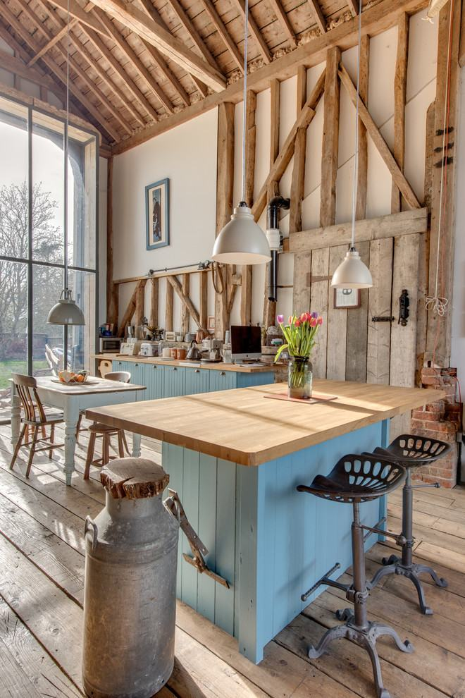 Country And Western Kitchen