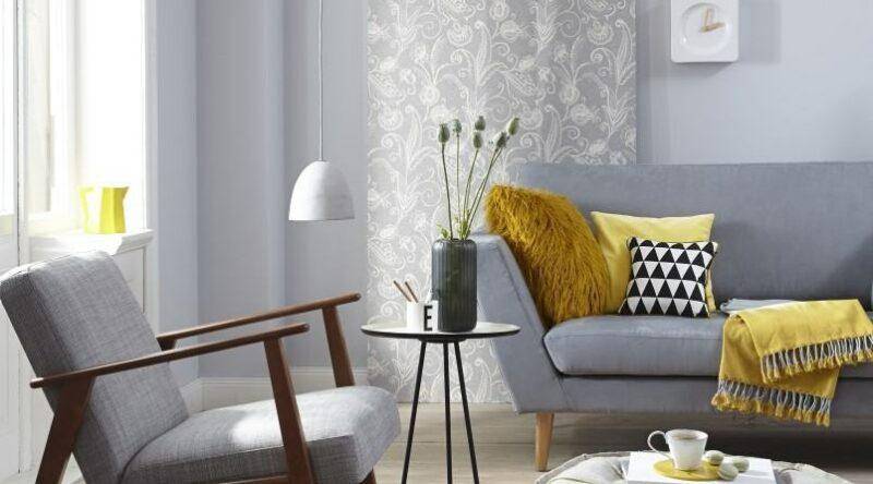 Sofá cinza: 60 fotos de decoração da peça em salas diversas