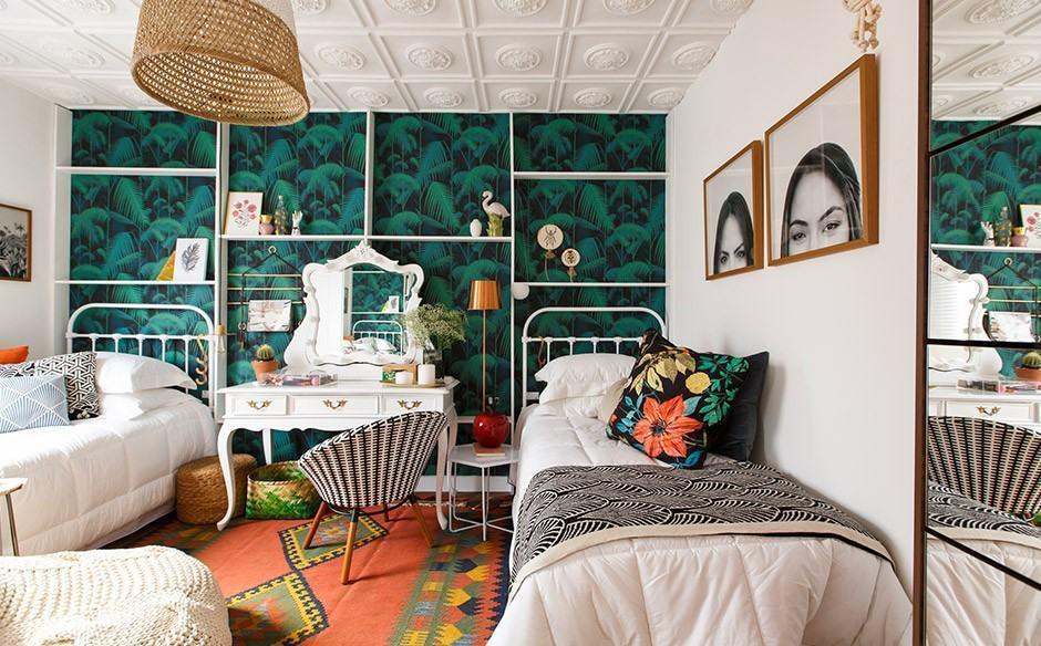 cores para quarto feminino 60 dicas e fotos lindas : Cores para Quarto Feminino: 60+ Dicas e Fotos Lindas!