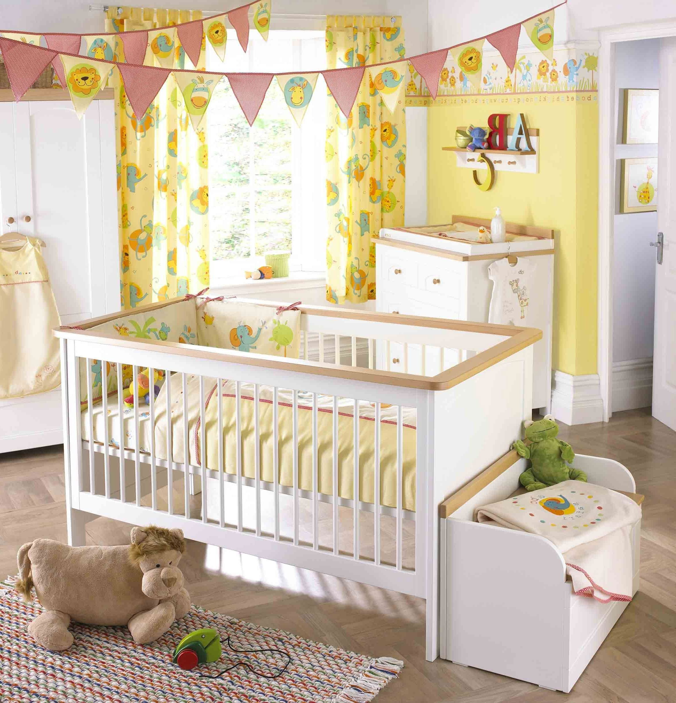 7 Baby Boy Room Ideas  Cute Boy Nursery Decorating Ideas