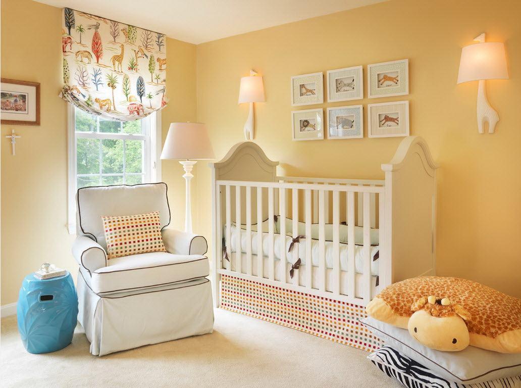 Quarto De Beb 234 Amarelo 60 Modelos E Dicas Incr 237 Veis