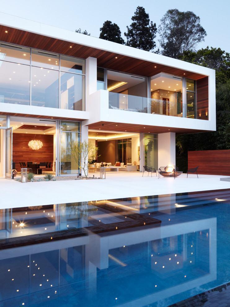 Casas luxuosas e chiques 72 modelos e fotos incr veis for Casa moderna immagini