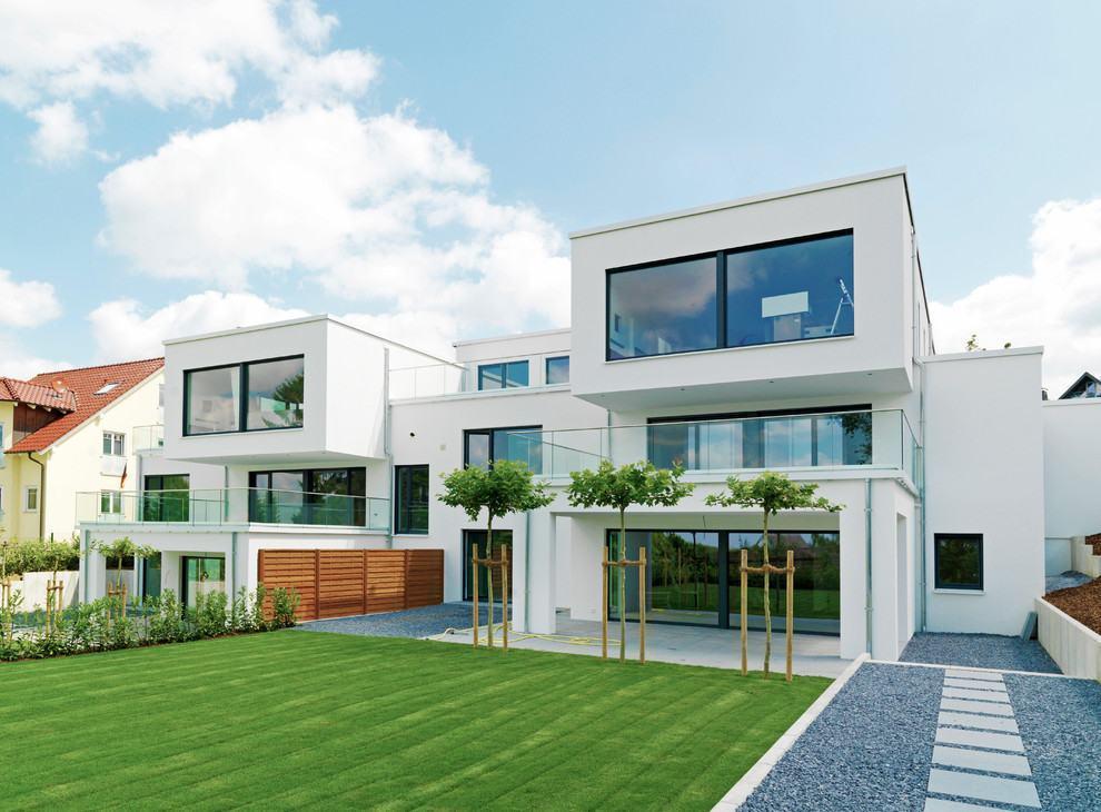 Casas luxuosas e chiques 72 modelos e fotos incr veis - Fotos de recibidores de casas ...