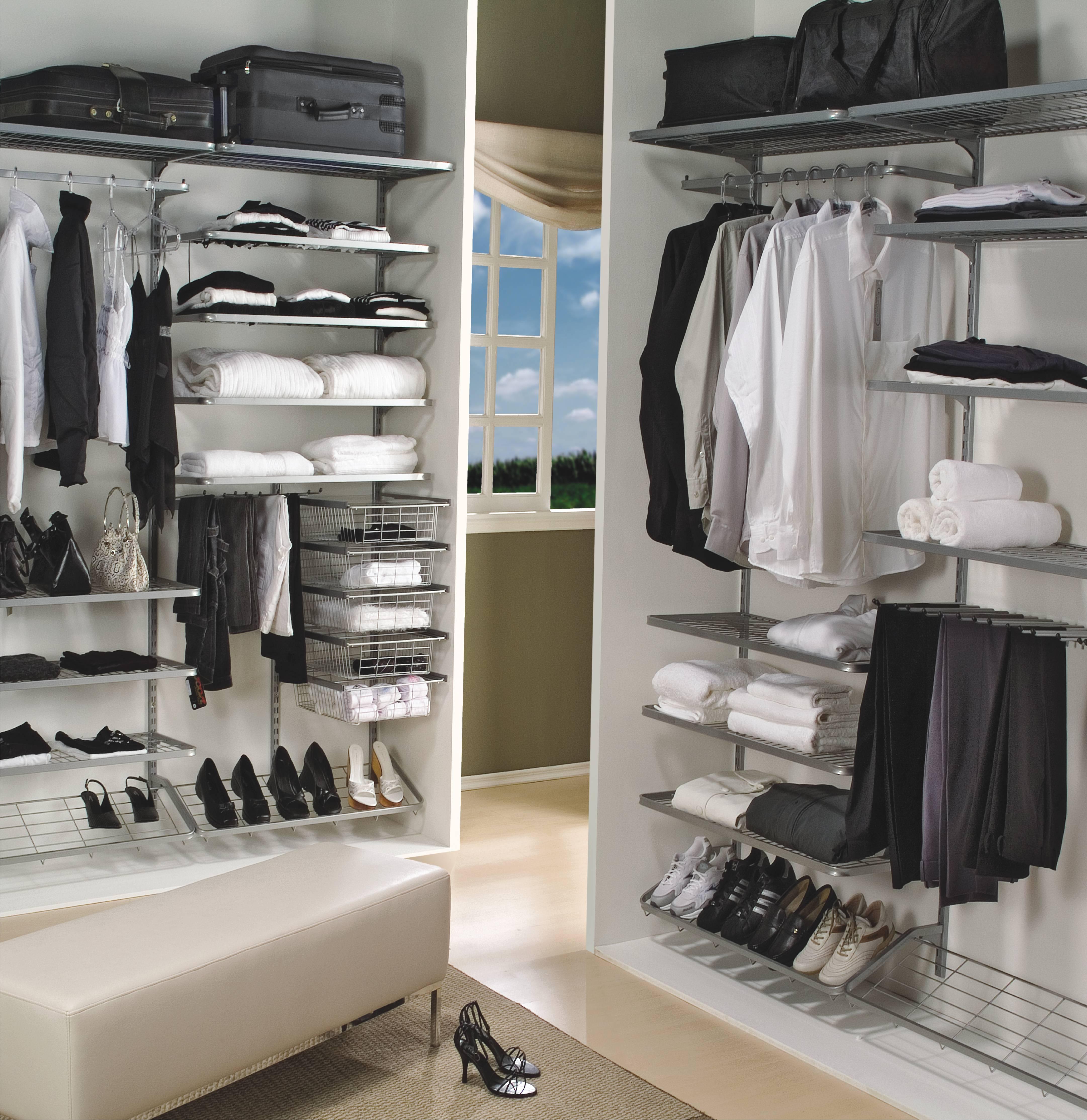 Closet aramado 60 modelos e fotos incr veis for Modelos de closets